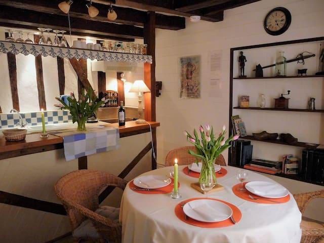 La Petite Hermine-Historical centre - Amboise - Huis
