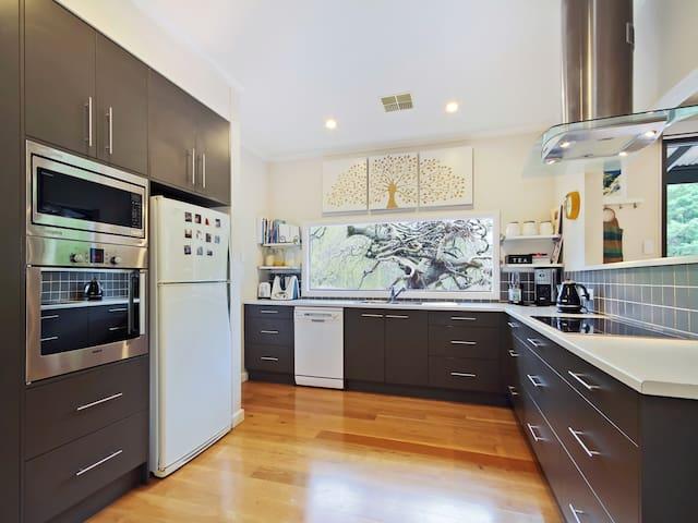 Treescape - Blackwood, Adelaide House Rental - Blackwood - Ev
