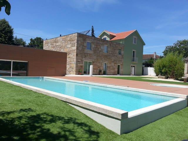 Casa do Real -Turismo Espaço Rural - Monção - Villa
