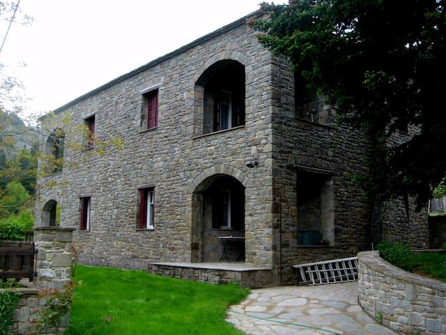 Mansion on the mountain - Vourgareli - Radhus