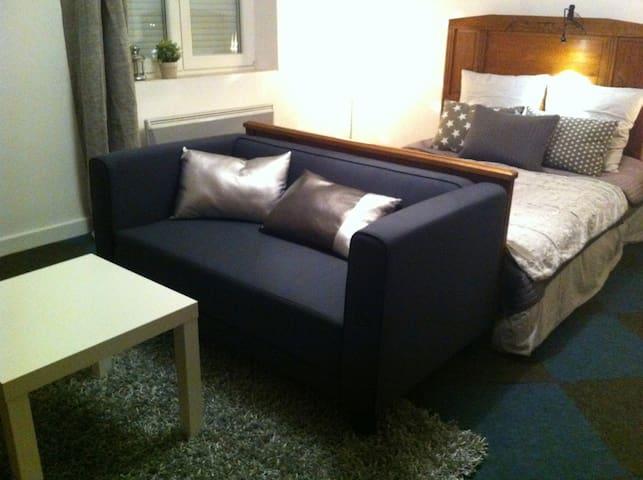 Appartement cosi  new-yorkais - Longeville-lès-Saint-Avold - Appartement