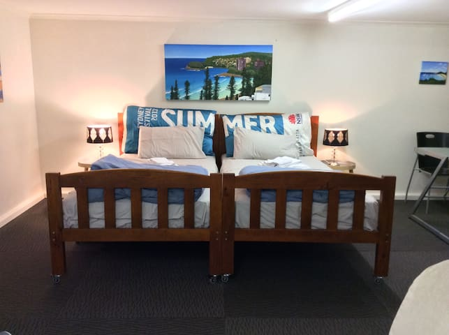 Private room near beaches and city - Balgowlah - Rumah