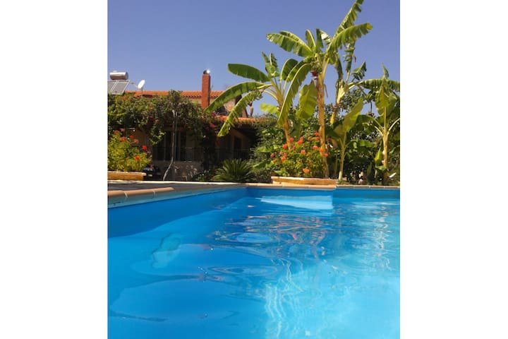 Luxurius holiday house with private heated pool - Argolis - Hus