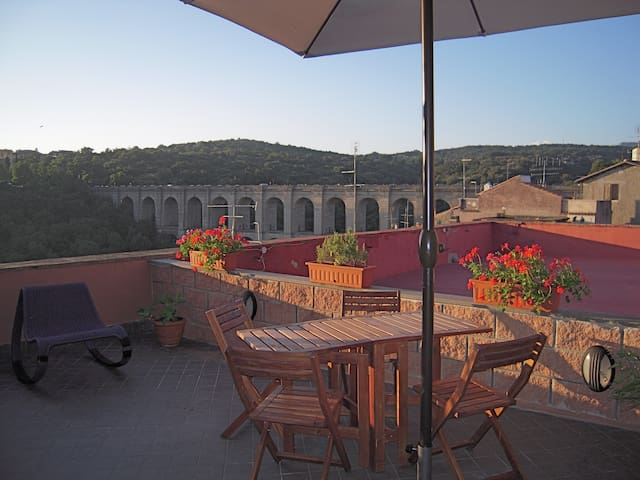 Penthouse with terrace Ariccia (RM) - Ariccia