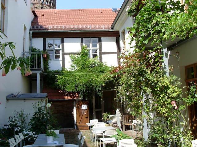 Schöne Ferienwohnung in der Altstadt - Brandenburg an der Havel