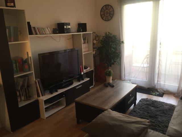 Petit appartement messin cosy - Metz - Leilighet