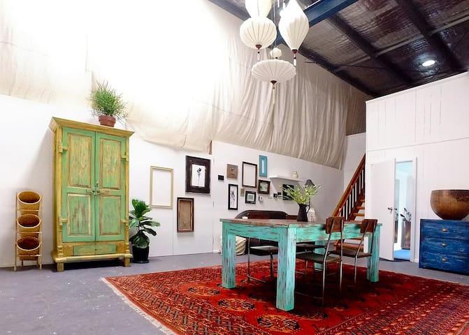 Large Studio Unit in Byron Bay - Byron Bay - Huoneisto