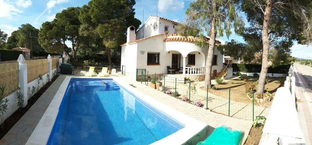 Villa Ana. Private Villa with pool. - Les Tres Cales - Villa