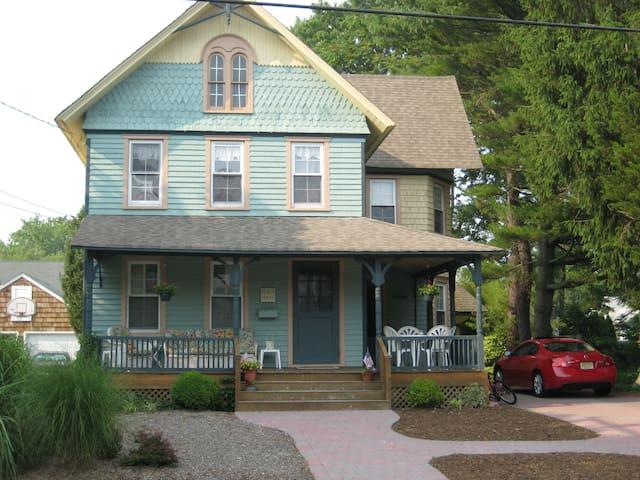 BayHead Colonial Beach House - Bay Head - Huis