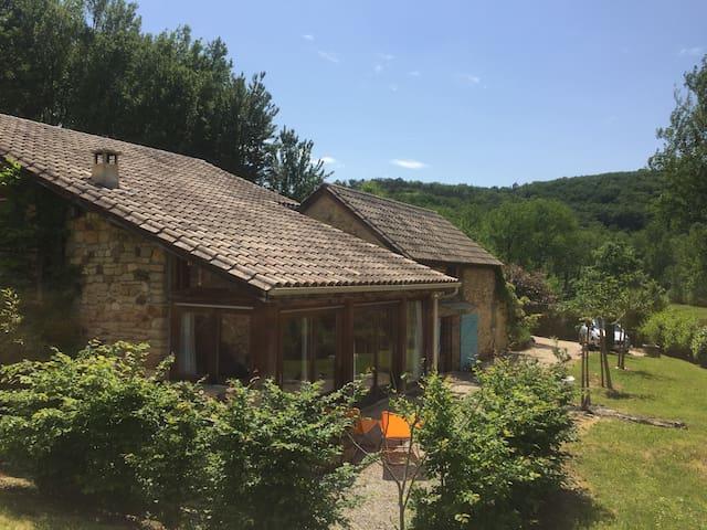 Dordogne de-Luxe Pool Privacy for 6 - Les Arques - 別荘