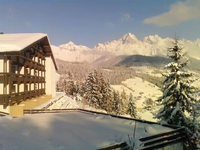 Appt. in middle of 4 ski resorts - Maria Alm - Lägenhet