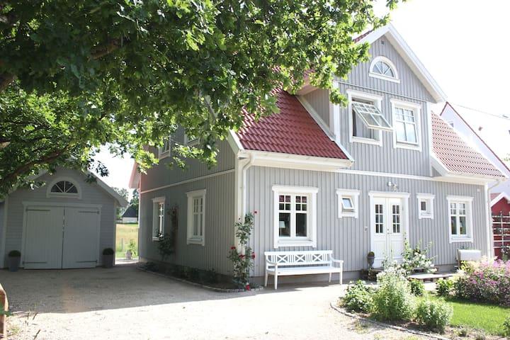 Schwedenhaus am Altmühlsee - Gunzenhausen - Hus