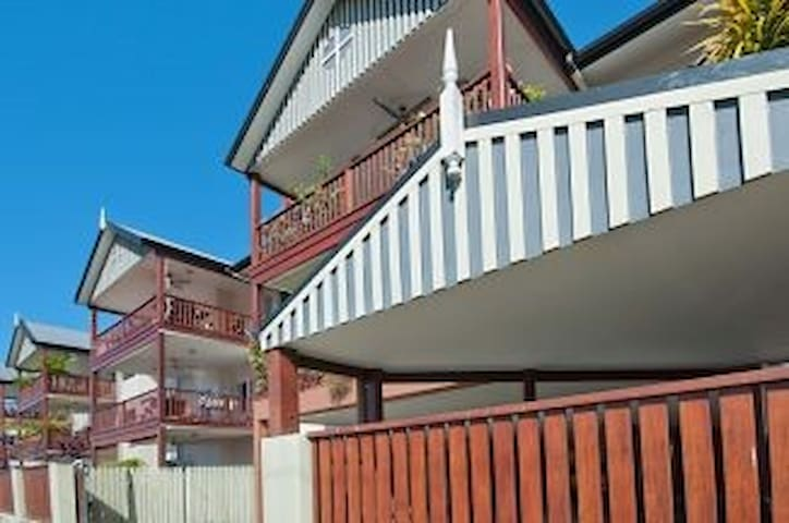 Cosy little apartment close to town - Cairns North - Lägenhet