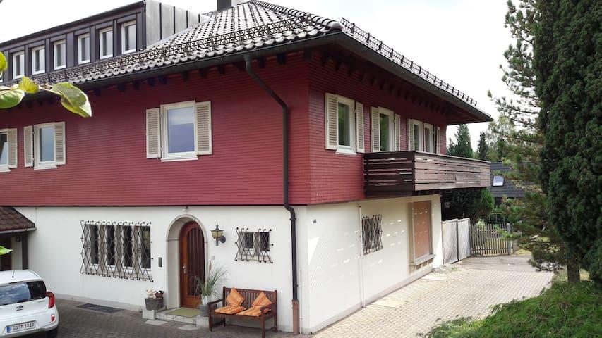 Sunny Apartment in quiet aria - Freudenstadt - Appartement
