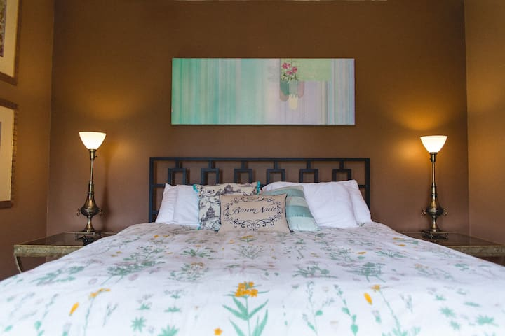 Orchard House - Job Paige Suite - Granville - Bed & Breakfast