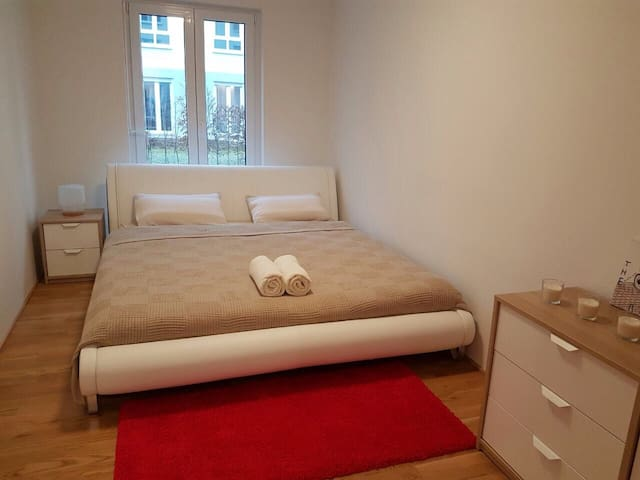 Comfortble room away from home - Frankfurt am Main - Appartement