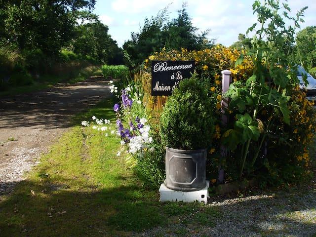 Maison calme et cosy Finistère sud - Clohars-Carnoët - 一軒家