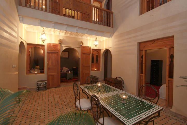Riad Khalid Zrika Marrakech - Marrakech  - Rumah