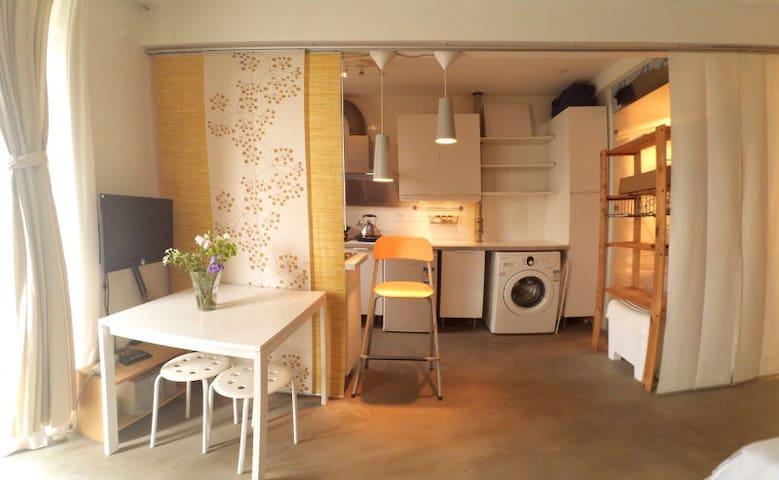 Designers' Apartment / Uptown Flat - Shenyang Shi