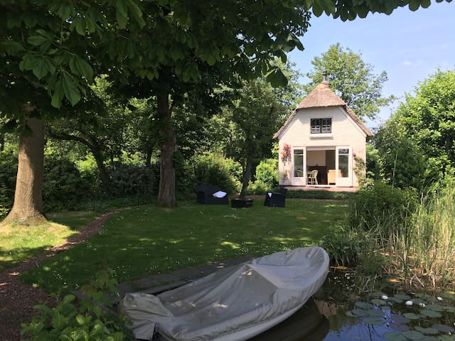 Holiday house at  lake - Reeuwijk - Chalet