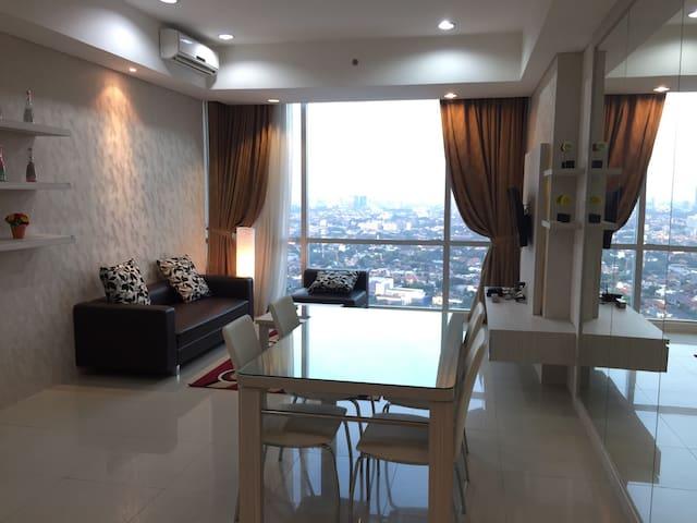 Modern 3BR Apt in Kemang, Jakarta - Jakarta - Pis