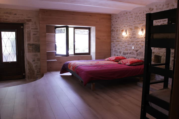Cozy country cottage - Montmorin - Apartament