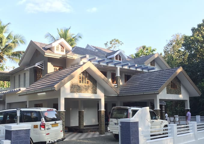 Christu KRUPA Holiday HOME - Thattekad - House