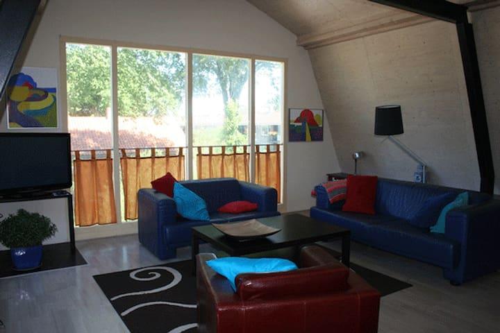 holiday home Boven 't Atelier - Sint Maarten - Leilighet