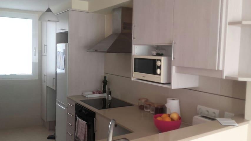 Bonito apartamento cerca del centro de Mahón - Maó - Lägenhet
