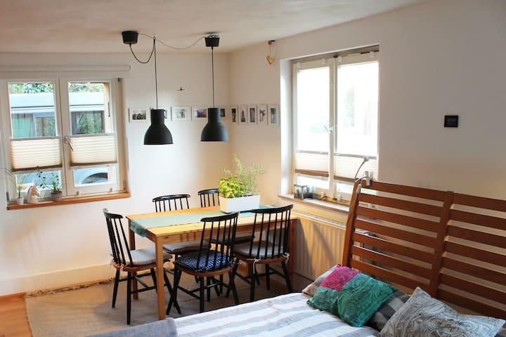 Gemütliche 1-Zimmer Wohnung - Lorch - Lägenhet
