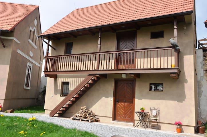 Small family house near Prague - Třebotov - Dom
