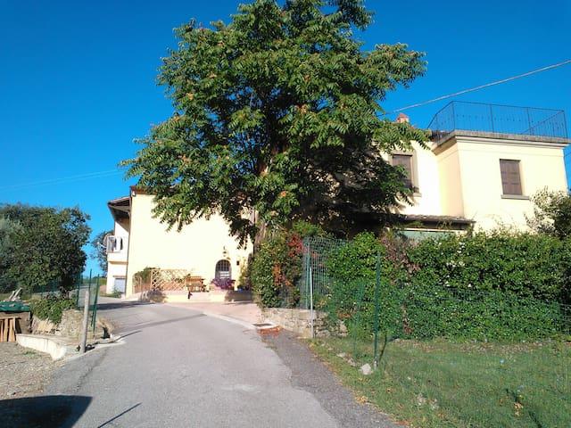 """Mirjam's Home "" Monte San Savino - Monte San Savino - Rumah"