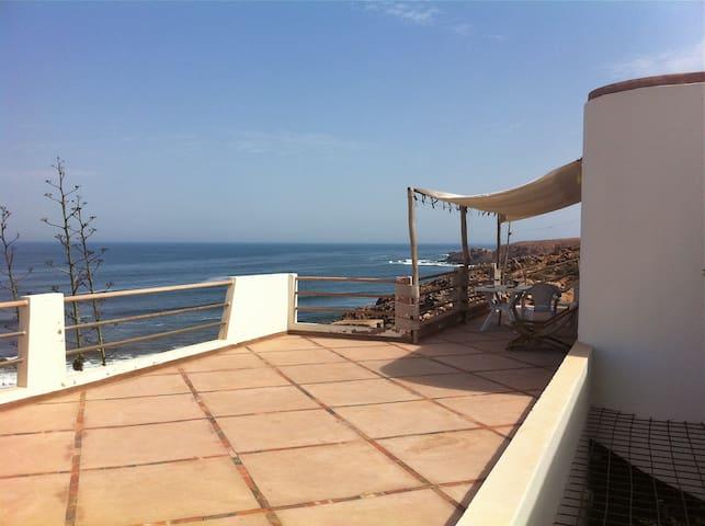 Terrace On The Ocean, SW Morocco 1 - Mirleft - Huis