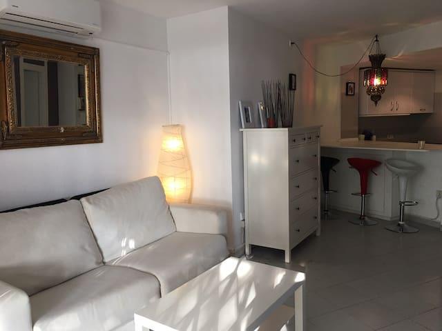 moderno apartamento con piscina zona Pacha - Ибица - Квартира