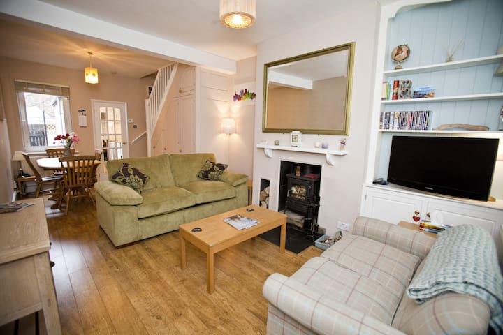 Comfortable, cosy home close to City centre - York