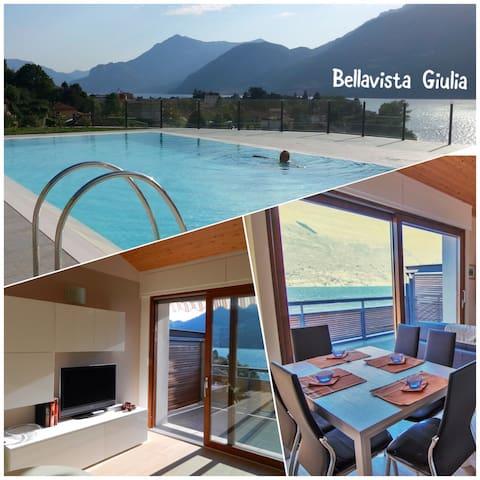 Bellavista Giulia - Lake Como - Dervio - Lägenhet