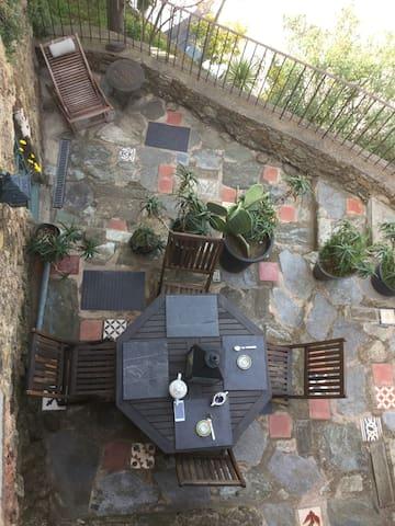 Maison au coeur du village terrasse - Belgodère - Huis