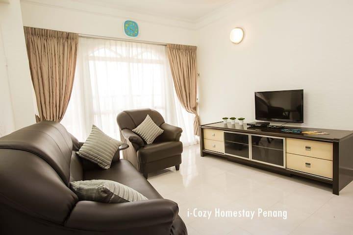i-Cozy Vacation Apartment Penang - Air Itam