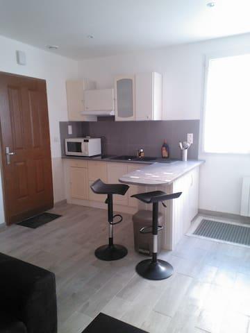 Appartement T2 à 10 mn du centre historique - Périgueux - Daire