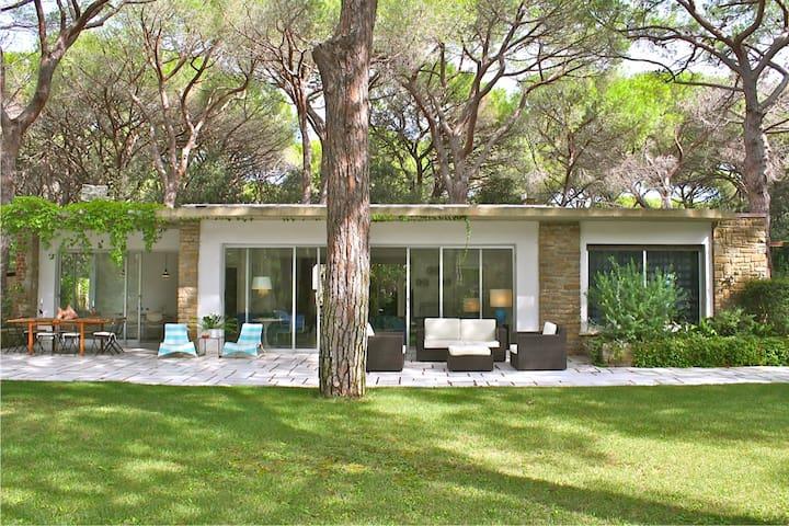 Spacious villa 200 m from the beach - Roccamare - Vila