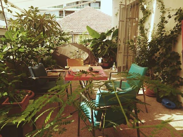 Gemmayze's rooftop - سطيحة الجميزه - Beyrut - Daire