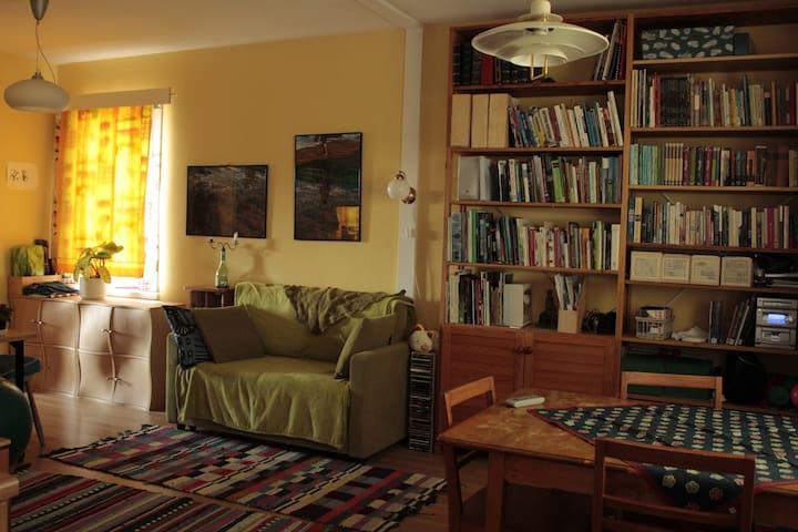 Cozy small 2-rooms home - Järvenpää - Apartamento