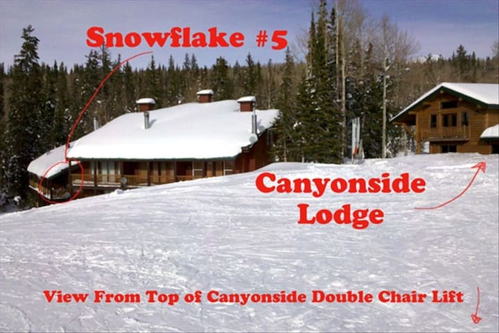 Ski in - Ski Out Condo Right by the Main Lodge!!! - Beaver - Lyxvåning