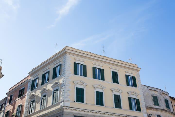 La Casa delle Cerase - Monterotondo - Lägenhet