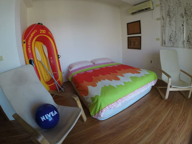 Hotel Jialeshuei R201 ( for 2 ) - Pingtung City