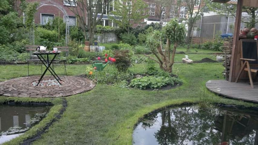 Verassende oase in hartje centrum - Groningen - Hus