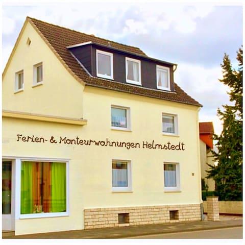 2mal FeWo TW mit je 2 Duschbäder/WC - Helmstedt - Ortak mülk