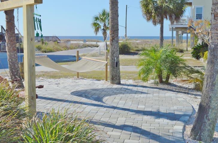 Private Ocean View Beach House - Mexico Beach - Ev