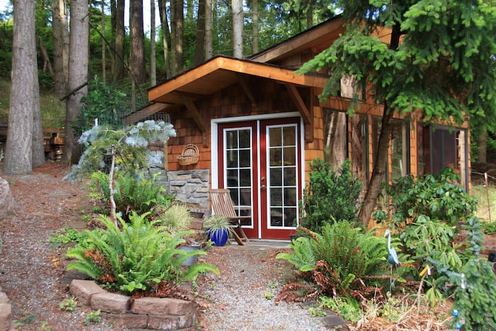 Private and Cozy Island Hide-Away - Coupeville - Chalet