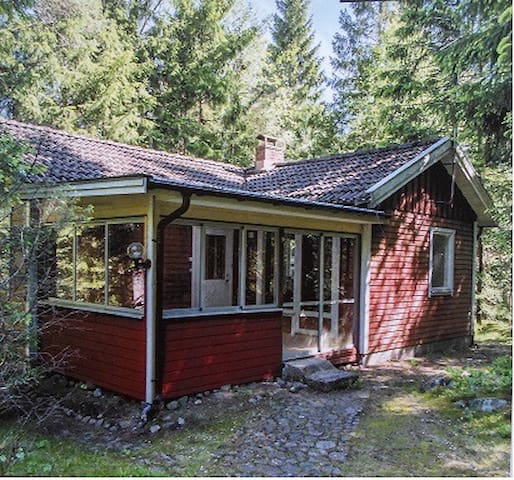 Well maintained,cosy and nice - in beatiful nature - Strömsnäsbruk